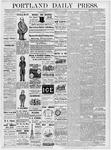 Portland Daily Press: May 11, 1877