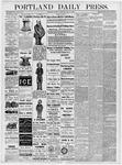 Portland Daily Press: May 15, 1877