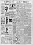 Portland Daily Press: May 16, 1877
