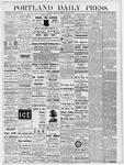 Portland Daily Press: May 18, 1877