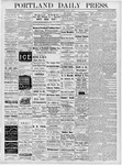 Portland Daily Press: June 5, 1877