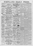 Portland Daily Press: June 9, 1877