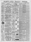 Portland Daily Press: June 12, 1877