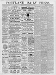 Portland Daily Press: June 13, 1877