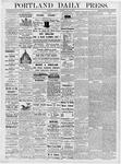 Portland Daily Press: June 18, 1877