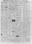 Portland Daily Press: January 1, 1878
