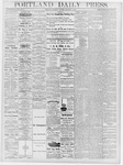 Portland Daily Press: January 5, 1878