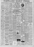 Portland Daily Press: January 31, 1878