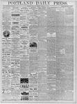 Portland Daily Press: February 13, 1878