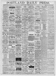 Portland Daily Press: February 14, 1878