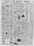 Portland Daily Press: February 18, 1878