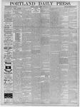 Portland Daily Press: February 25, 1878