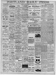Portland Daily Press: February 28, 1878