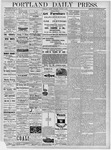 Portland Daily Press: March 1, 1878