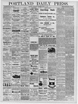 Portland Daily Press: March 6, 1878