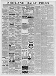 Portland Daily Press: March 9, 1878