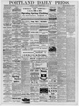 Portland Daily Press: March 18, 1878