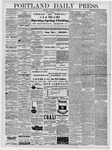 Portland Daily Press: March 20, 1878