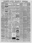 Portland Daily Press: March 22, 1878