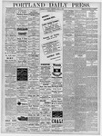 Portland Daily Press: April 4, 1878
