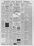 Portland Daily Press: April 5, 1878