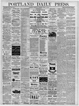 Portland Daily Press: April 10, 1878