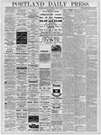 Portland Daily Press: April 13, 1878