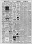 Portland Daily Press: April 16, 1878