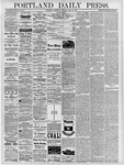 Portland Daily Press: April 17, 1878