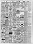 Portland Daily Press: April 18, 1878