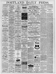 Portland Daily Press: April 30, 1878