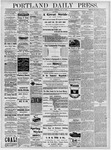 Portland Daily Press: May 6, 1878