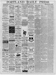 Portland Daily Press: May 7, 1878