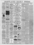 Portland Daily Press: May 10, 1878