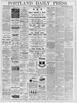 Portland Daily Press: May 13, 1878