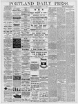 Portland Daily Press: May 14, 1878