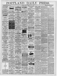 Portland Daily Press: May 17, 1878