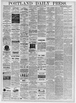 Portland Daily Press: May 24, 1878