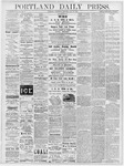 Portland Daily Press: May 29, 1878