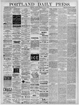 Portland Daily Press: May 30, 1878