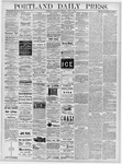 Portland Daily Press: June 5, 1878