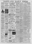Portland Daily Press: June 8, 1878