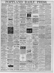Portland Daily Press: June 10, 1878
