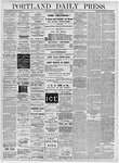 Portland Daily Press: June 11, 1878