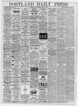 Portland Daily Press: June 14, 1878