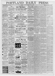 Portland Daily Press: June 15, 1878