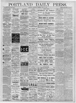 Portland Daily Press: June 19, 1878