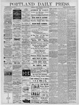 Portland Daily Press: June 24, 1878