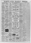 Portland Daily Press: June 26, 1878