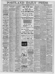 Portland Daily Press: June 28, 1878